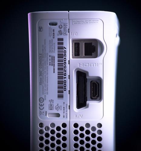 xbox 360 hdmi jasper o falcon kit accesorios