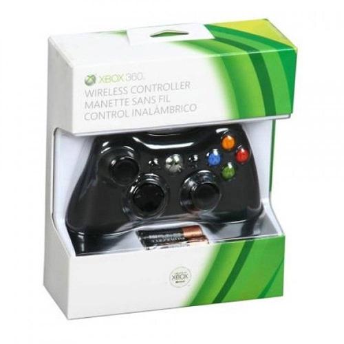 xbox 360 inalambrico s/.130  nuevo