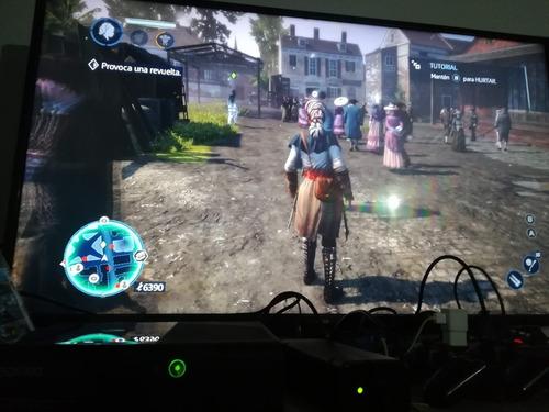 xbox 360  incluyo el juego gta v fisico original