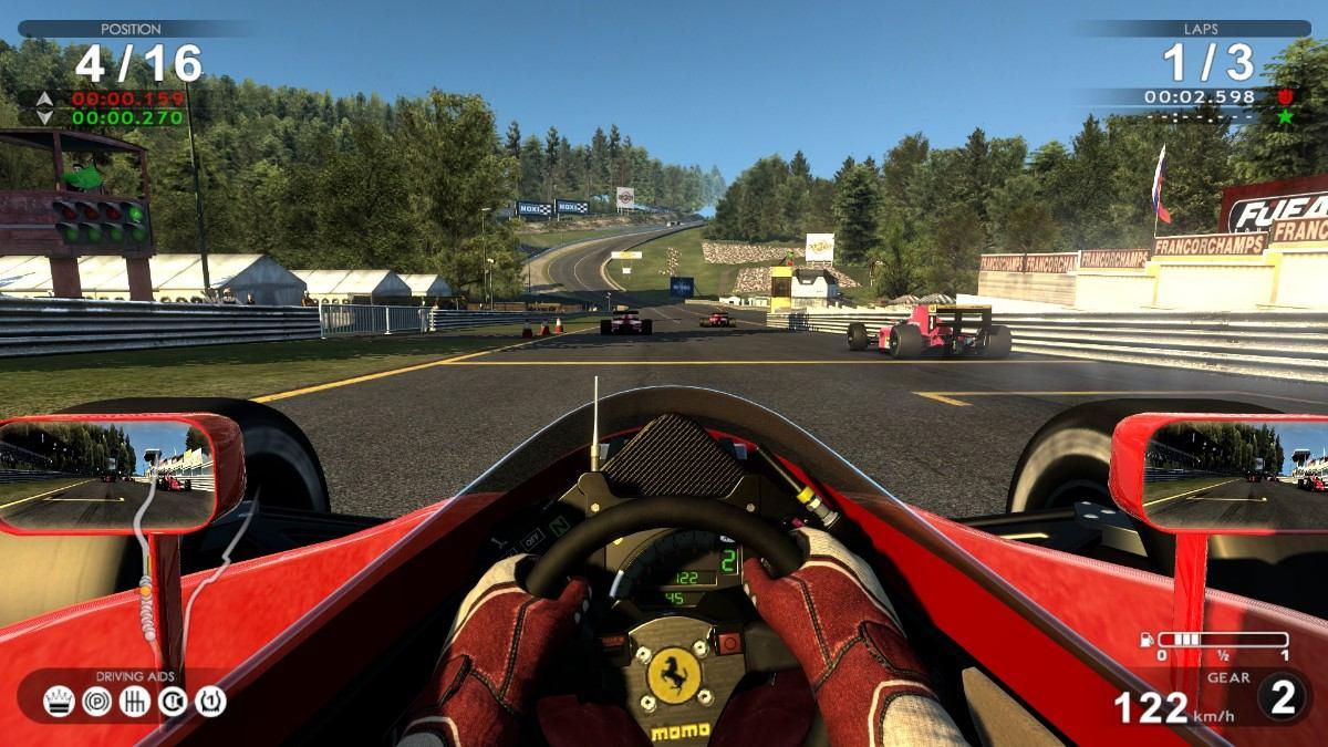 Jogo Test Drive Ferrari Racing Legends Ntsc Para Xbox 360