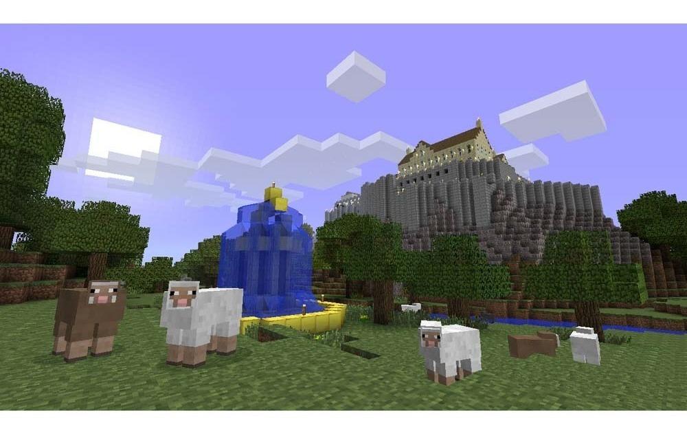 Jogo Minecraft - Xbox 360