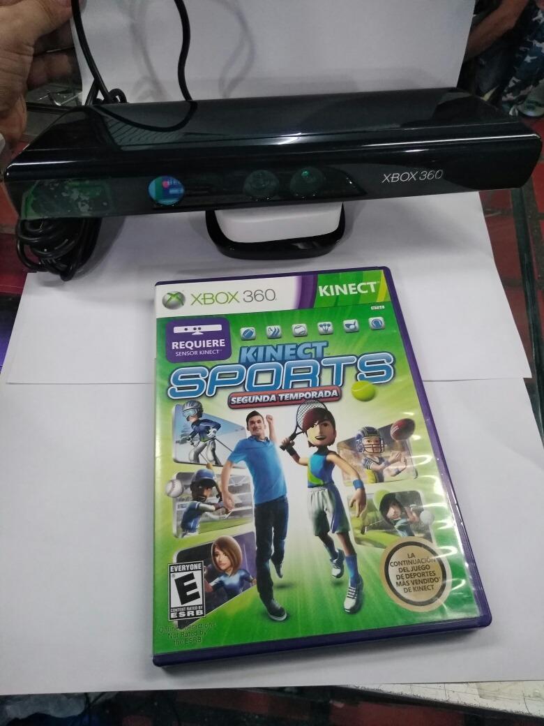 Kineth Para Xbox 360 Original Mas Juego 59 990 En Mercado Libre