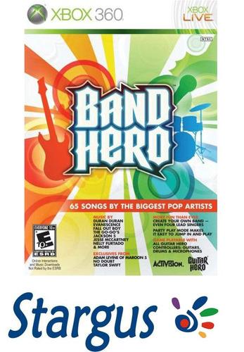 xbox 360 juego bant hero **tiendastargus**
