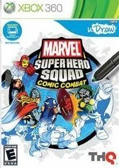 xbox 360 juego marvel super hero squad co  **tiendastargus**