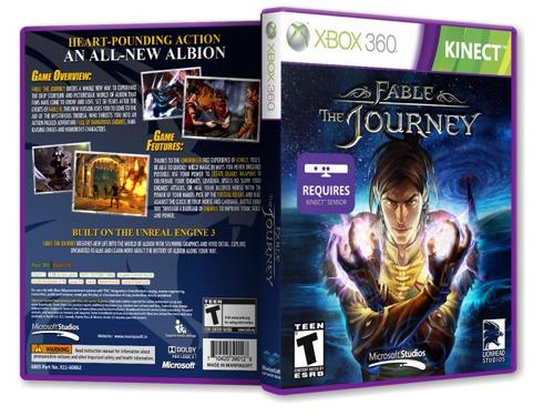 xbox 360 juego nuevo fable the journey   *tienda stargus