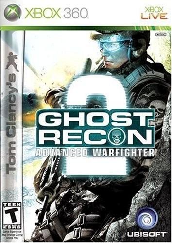 xbox 360 juego usado ghost recon  *tienda stargus*