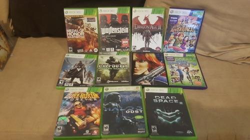 xbox 360 juegos.