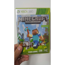 Xbox 360 Fisico Minecraft Edition Nuevo Y Sellado