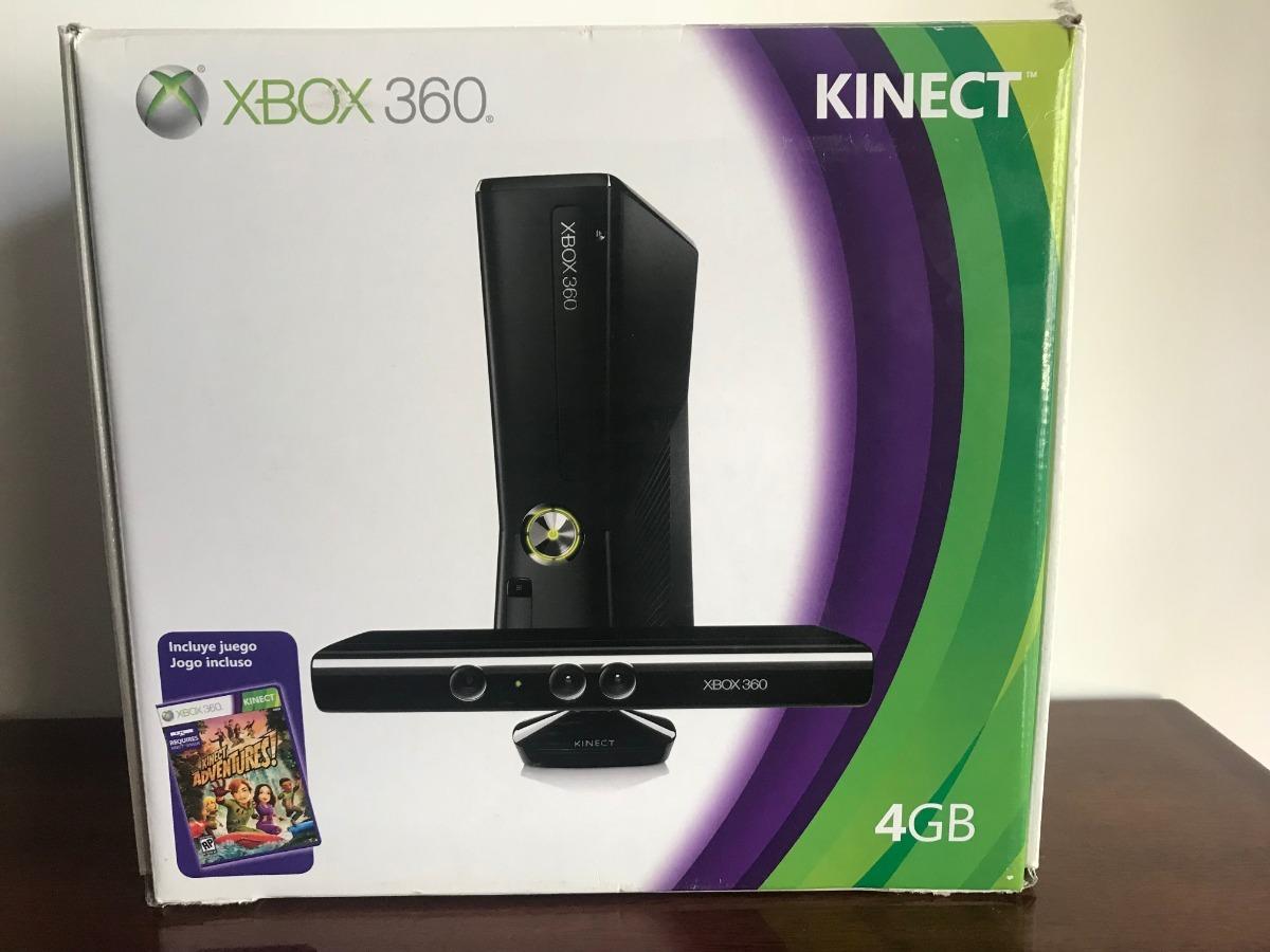 Xbox 360 Kinect 2 Controles 2 Juegos 2 950 00 En Mercado Libre