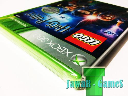 xbox 360 lego harry