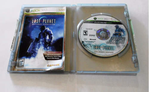 xbox 360 lost planet