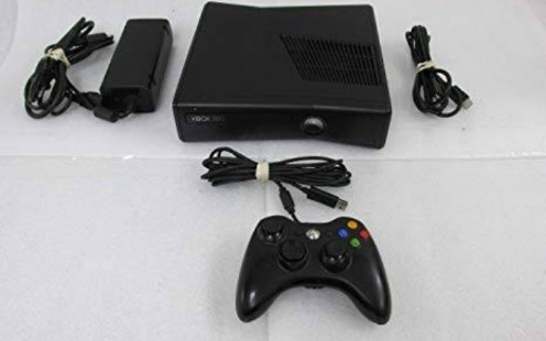 xbox 360 negro