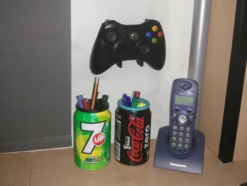 xbox 360-one soporte de pared control, gamers, gadget
