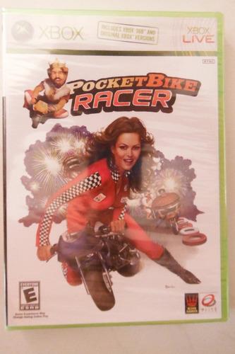 xbox 360 pocketbike racer videojuego carreras racing