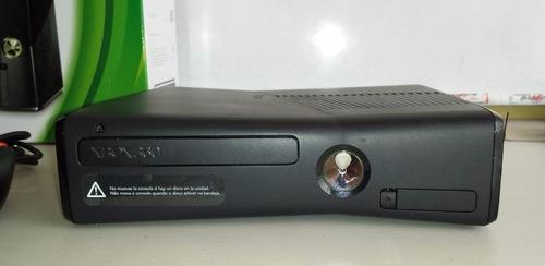 xbox 360 rgh 250 gb usada  30 juegos
