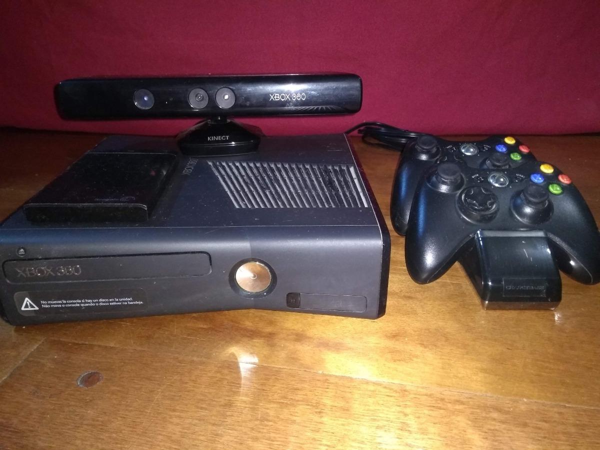 Xbox 360 Rgh Jtag Joysticks Juegos Kinect Otros