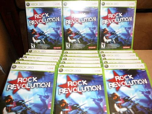 xbox 360 rock