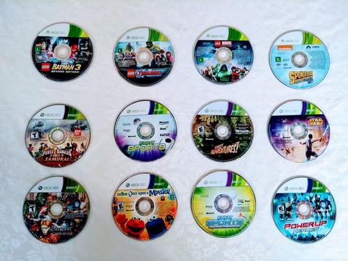 xbox 360 s + 250 gb + 2 controles + kinect + 13 jogos