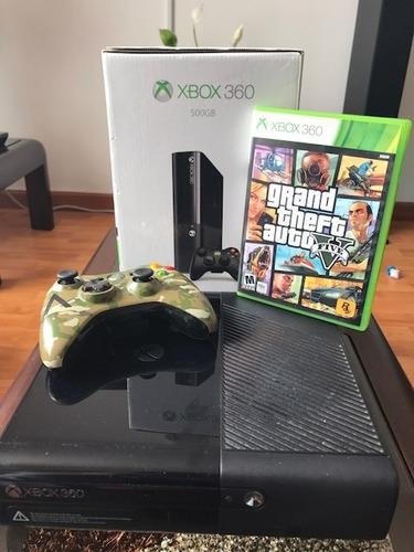 xbox 360 slim 500 juego