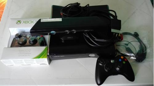 xbox 360 slim con 250gb juegos