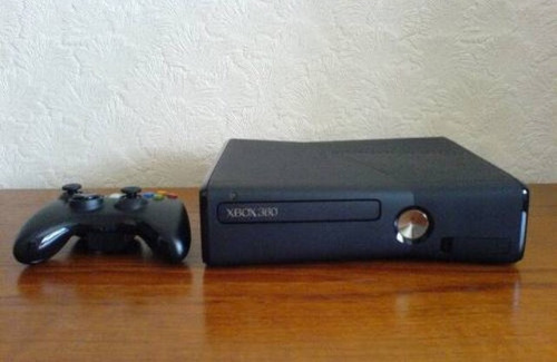 xbox 360 slim negro, 30 juegos, kinect