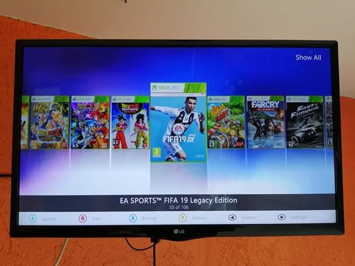 Xbox 360 Slim Rgh Sistema Aurora - $ 3,500 00