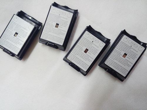 xbox 360 tapa porta pila original joysticks inalámbricos