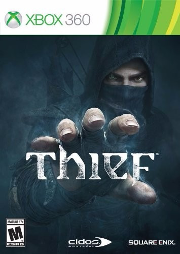 xbox 360 thief fisico, nuevo, original y sellado!!