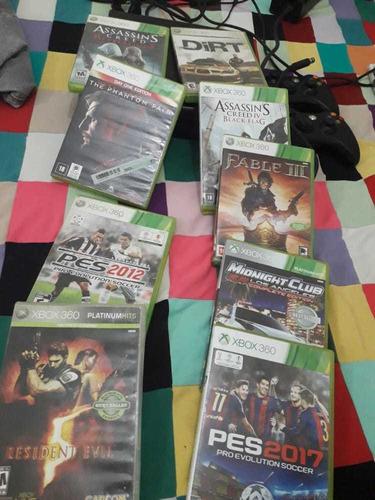 xbox 360 vários jogos