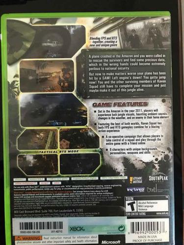xbox 360- videojuego