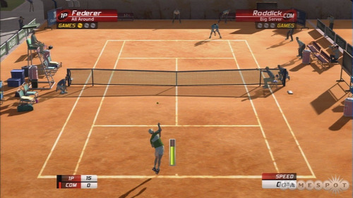 xbox 360 virtua tennis 3.