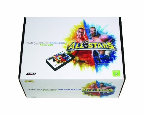 xbox 360 wwe all stars stick brawl