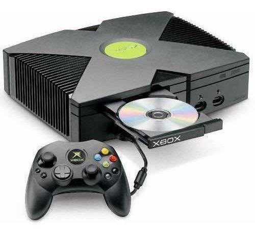 xbox clásico 2control 500 juegos retro + lectora + envío