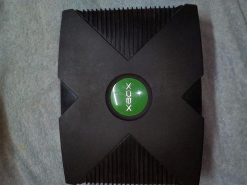 xbox clasico  consola detalle facil reparacion cambio de dd