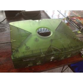Xbox Clasico Consola Mas 8  Juegos