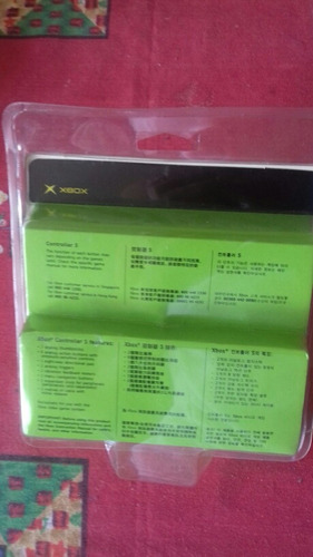 xbox clasico control
