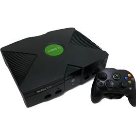 Xbox Clasico Control Y 2500 Juegos Retr0,meses Sin Interes