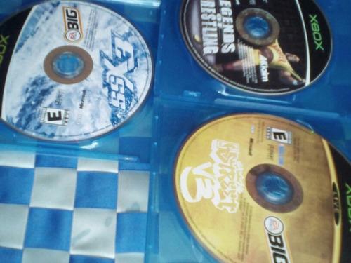 xbox clásico juegos