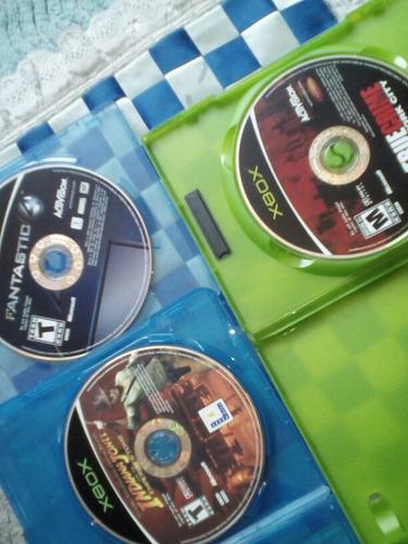 xbox clasico juegos