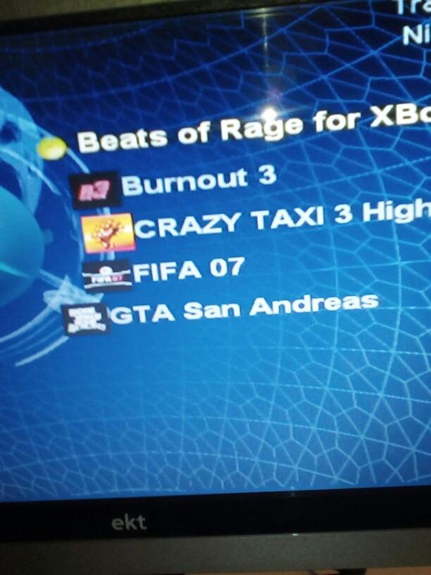 Xbox Clasico Juegos Maquinitas Gta En Disco Duro 80 Gb 1 699 99