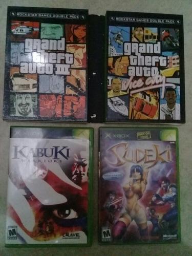 xbox colección de juegos.