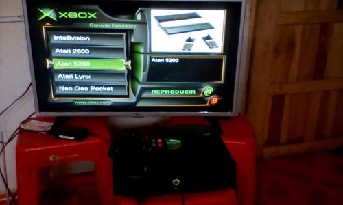 xbox con juegos
