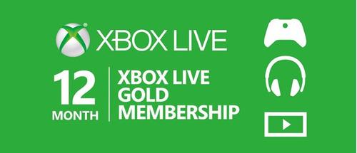 xbox live gold a tan solo 3,900.oo colones !!! costa rica