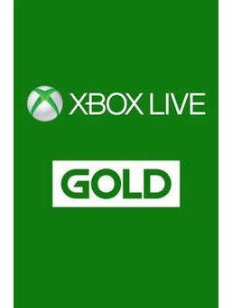 xbox live gold + game pass 1 mes para xbox one