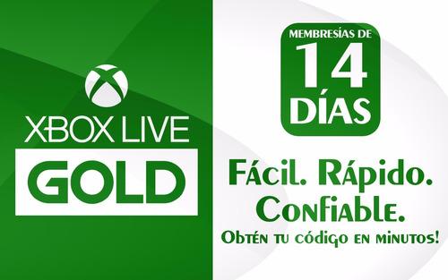 xbox live gold ! - membresías xbox gold - costa rica