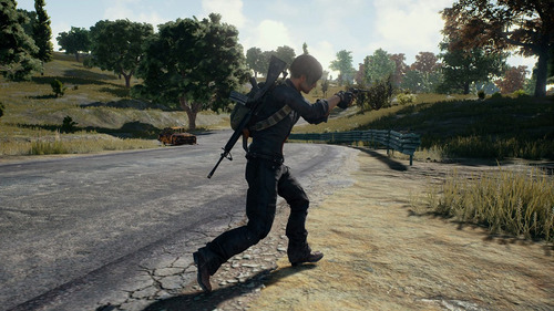 [xbox live] playerunknown's battlegrounds  [xbox one]
