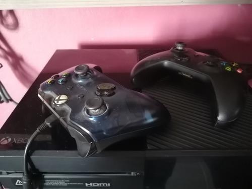 xbox one 500 gb con 6 juegos fisicos