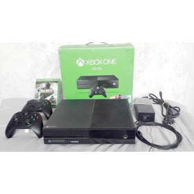 Xbox One 500 Gb Disco Duro + Juego + 2 Controles