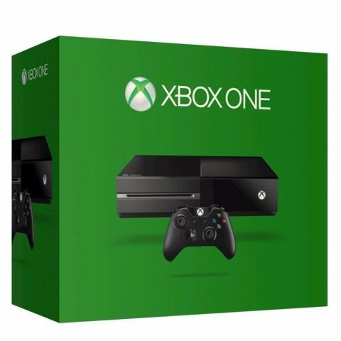 xbox one 500gb c/ 2 controles + 3 jogos + live gold grátis