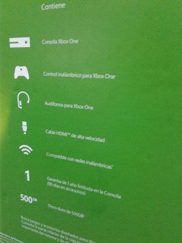 xbox one 500gb equipos nuevos en caja,consultar disponibilidad de stock antes de realizar la compra
